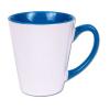 Kubek latte niebieski